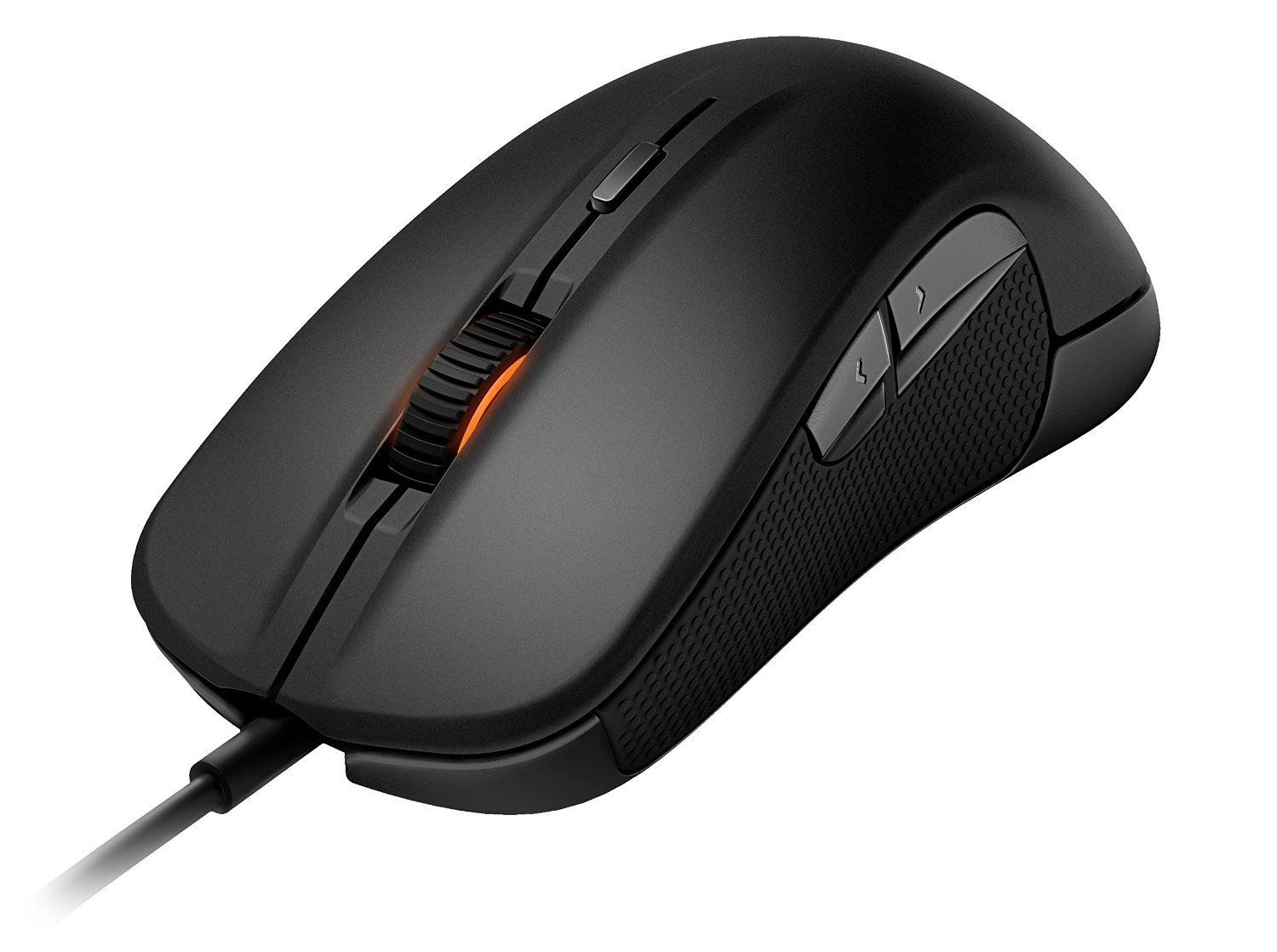 SteelSeries Rival Test optische gaming Maus