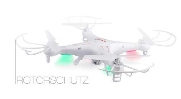 Syma X5C Explorer Test Drohne Quadrocopter