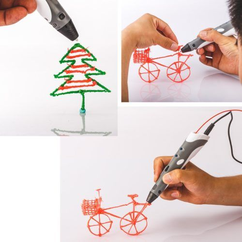 Tera Test ABS-Filament 3D-Pen Druck