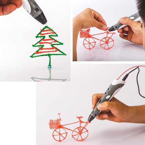Tera PLA Filament Test 3D-Stift Füllung