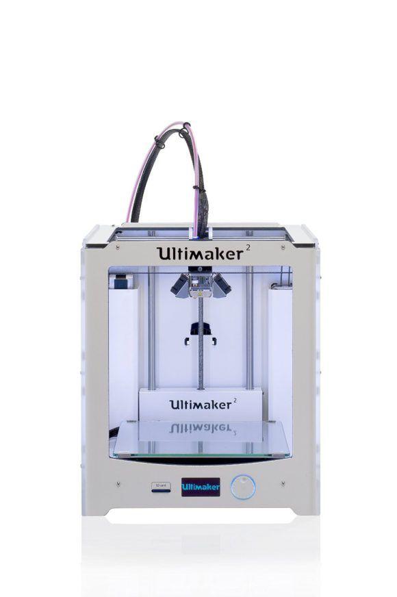 Ultimaker UM2 Test 3D-Drucker