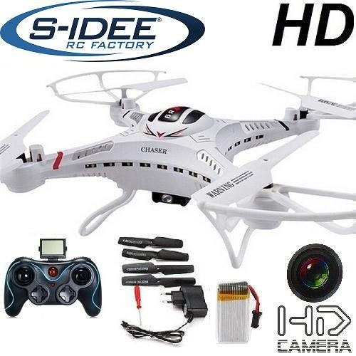 s-idee 01251 S183C Test Quadrocopter Drohne