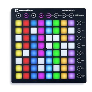 Novation LaunchPad MK2 Test Hardware Sequencer Sampler