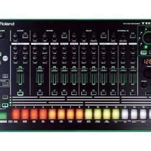 Roland Aira TR-8 Test Hardware Step-Sequencer Drumcomputer