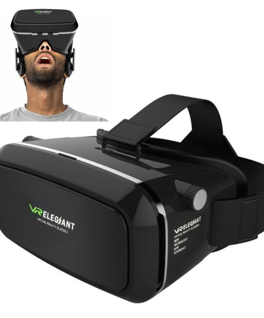 Elegiant Universal 3D VR Brillen Test Virtual Reality Glasses