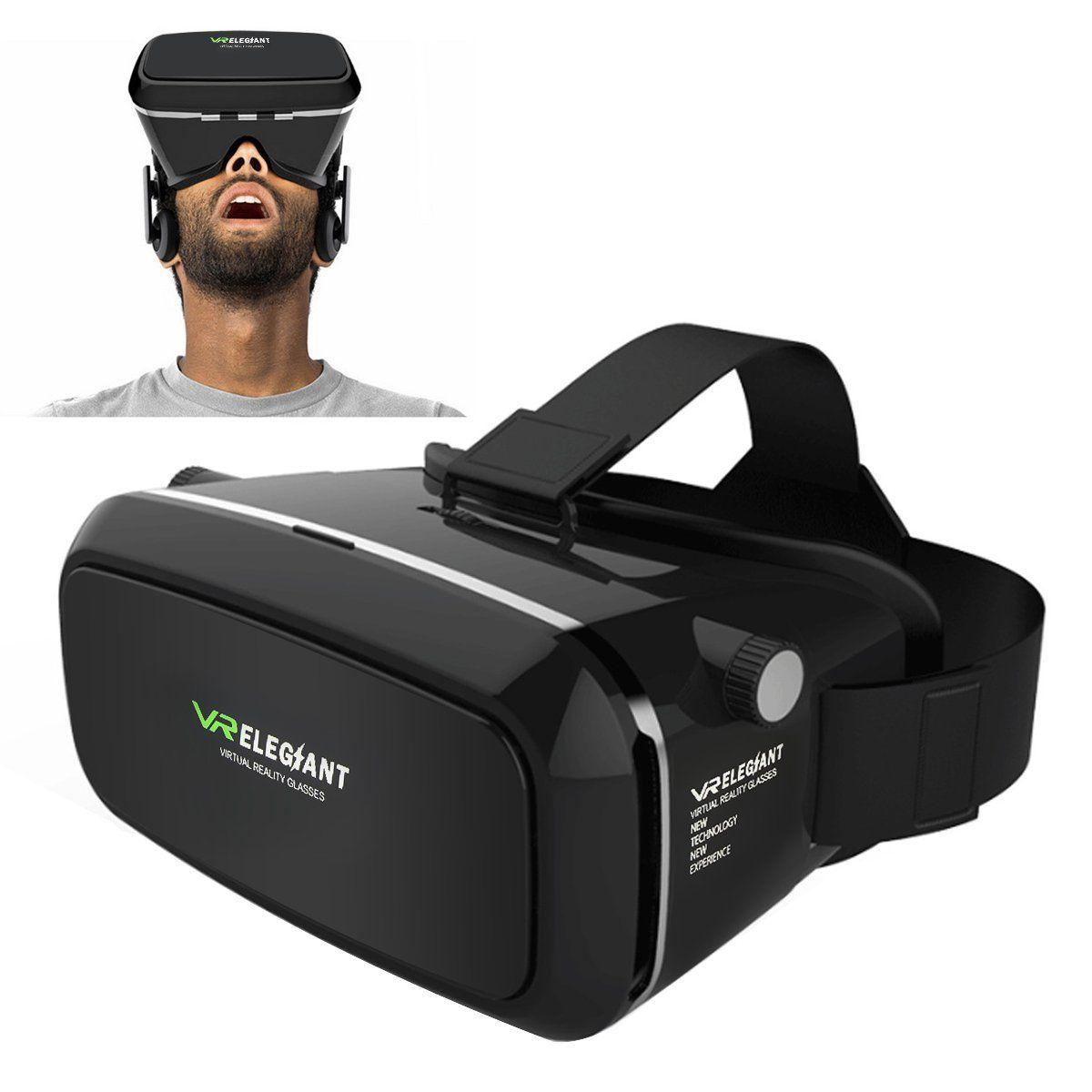 Elegiant Universal 3D VR Test - Perfekte virtuelle Welten ...