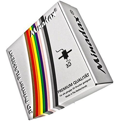 Minadax ASA-Filament Test 3D-Drucker Kunststoffdraht