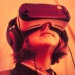 VR Brille - Virtuelle Welten erkunden