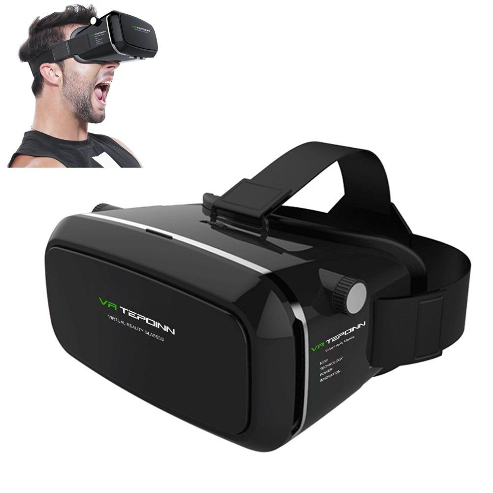 tepoinn virtual reality headset test perfektioniertes. Black Bedroom Furniture Sets. Home Design Ideas