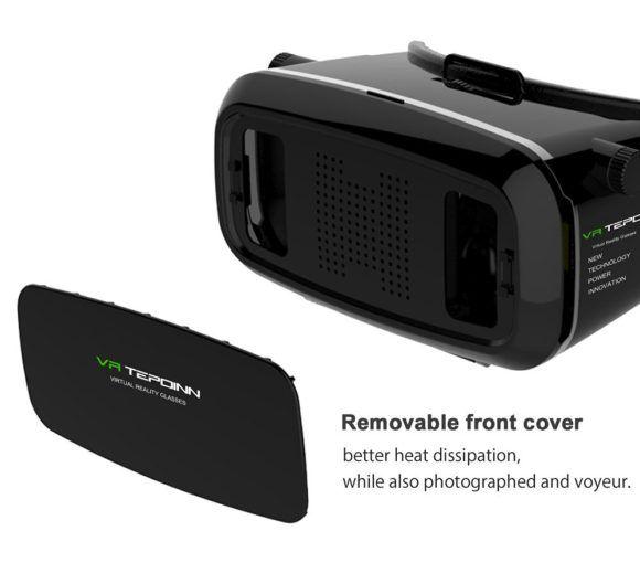 Tepoinn Virtual Reality Headset Test VR-Brille