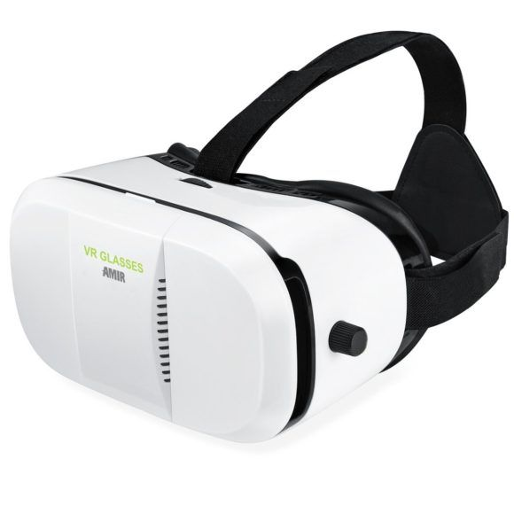 Amir 3D Virtual Reality Headset Test VR Brille