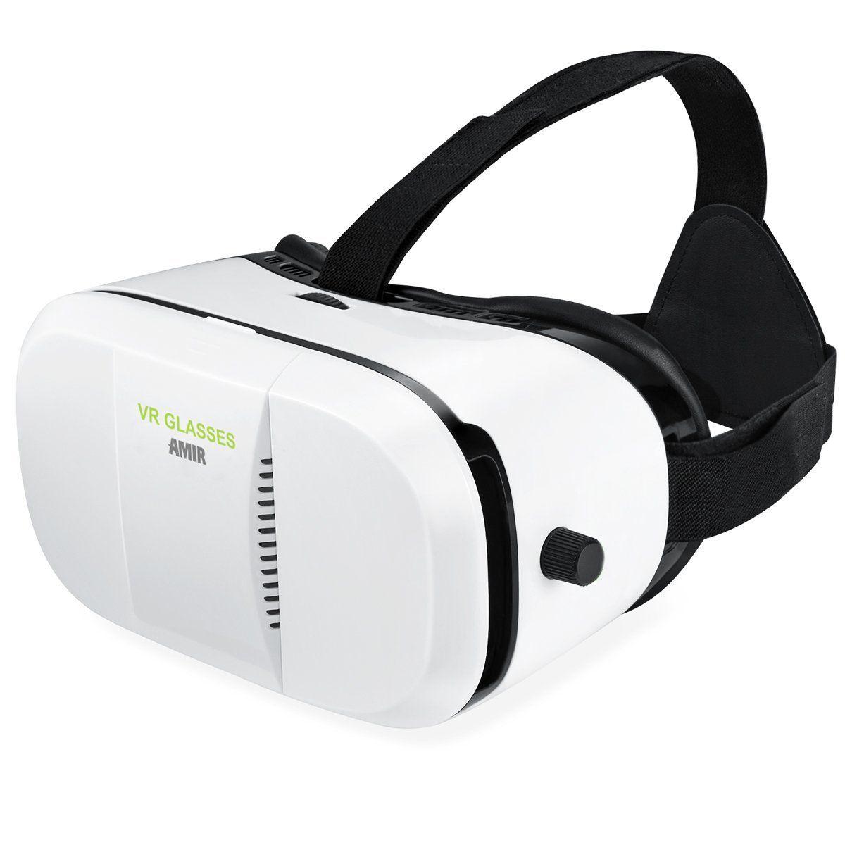 Amir 3D Virtual Reality Headset Test - Eine beliebte VR ...