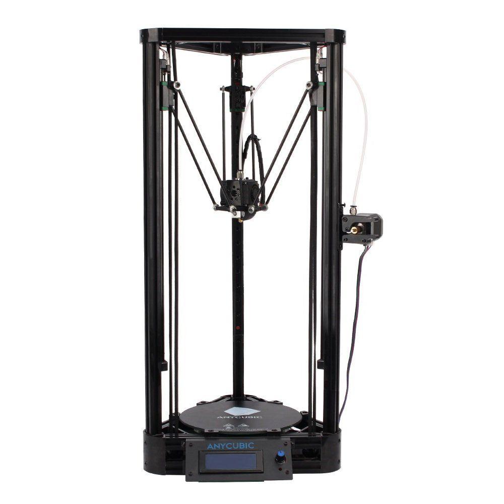 Anycubic Kossel Delta Kit Test Rostock Linear Version 3D Drucker