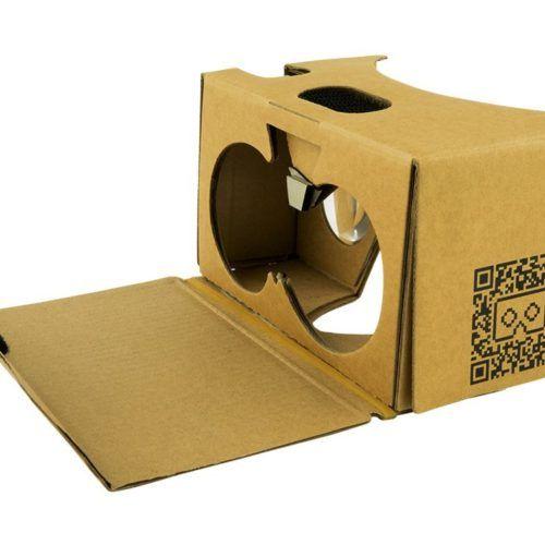 Google Cardboard 2.0 Test VR Brille