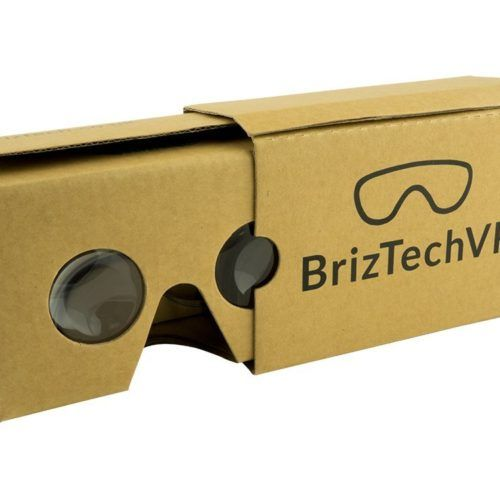 Google Cardboard 2.0 Test VR Brille