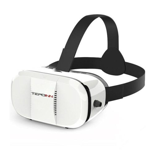 Tepoinn 3D VR Brillen Test Virtual Reality Headset