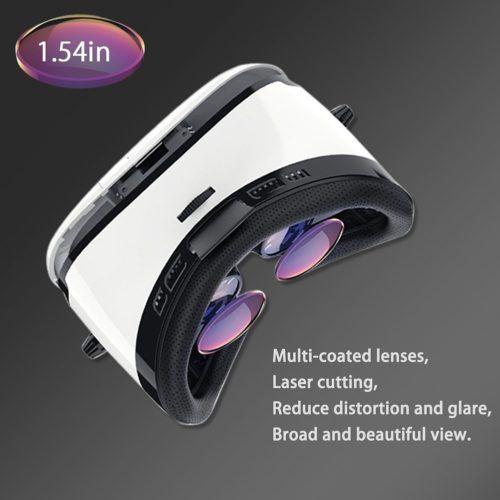 Tepoinn 3D VR Brillen Test Virtual Reality Headset
