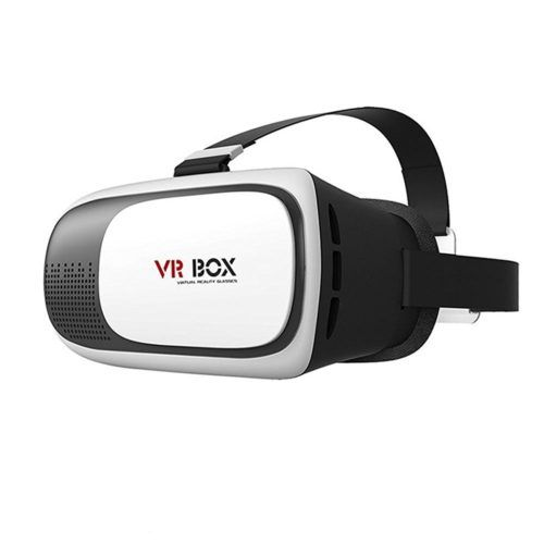 VRBox 3D Virtual Reality Headset Test VR Brille