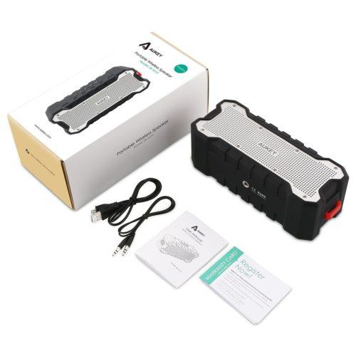 AUKEY Bluetooth Lautsprecher Test Verstärker