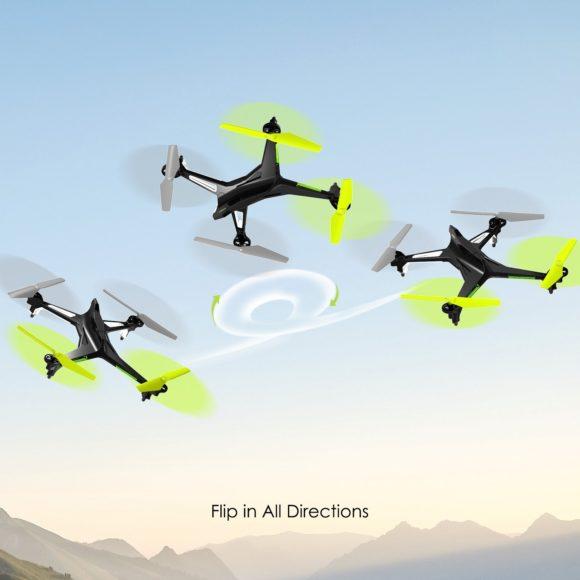AUKEY Mohawk Drohnen Test Mini Quadrocopter