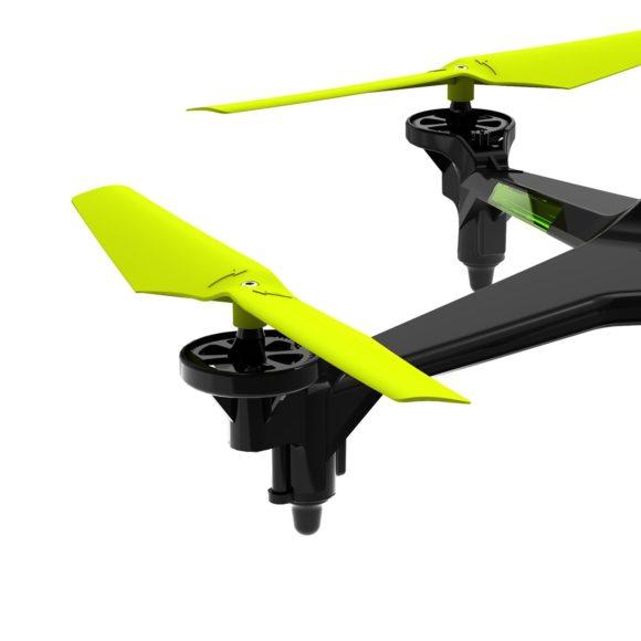 AUKEY Mohawk Drohne Test Mini-Quadcopter Flug
