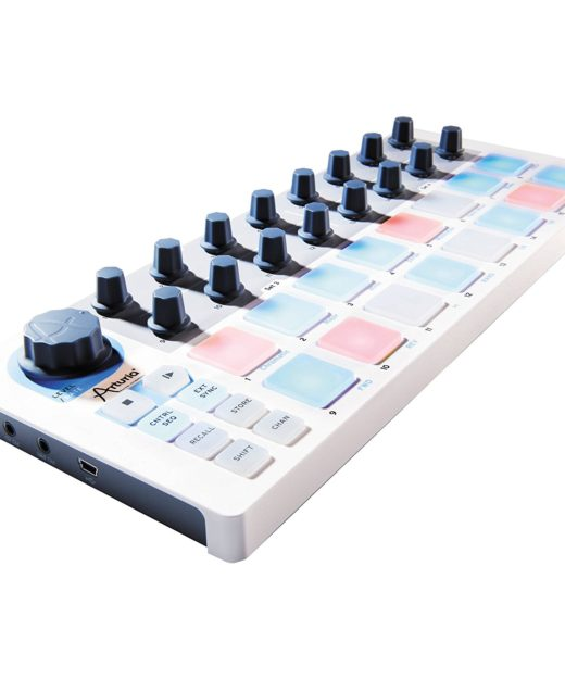 Arturia Beatstep Test Hardware Sequenzer