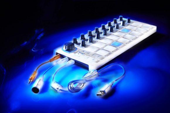 Arturia Beatstep Test MIDI USB Sequencer