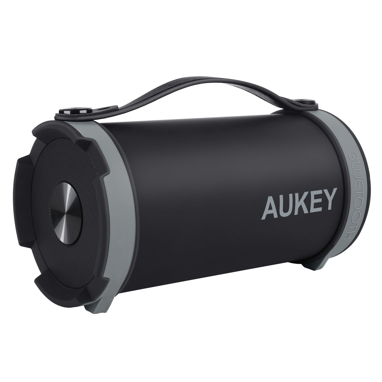 aukey bluetooth lautsprecher sk m18 test gro e box gro er sound. Black Bedroom Furniture Sets. Home Design Ideas