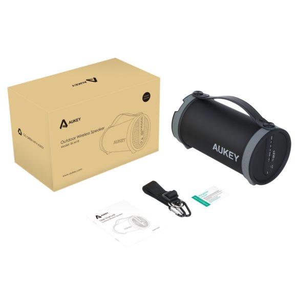 Aukey Bluetooth Lautsprecher SK-M18 Test Audiobox
