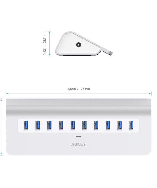 Anker Ultra Slim 4-Port USB 3.0 Datenhub Test