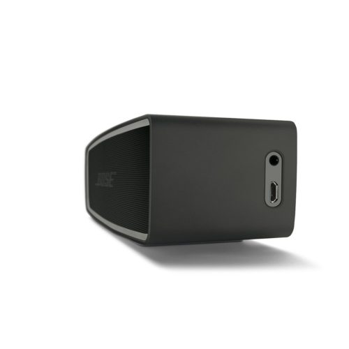Bose SoundLink Mini Test Bluetooth Lautsprecher Audiobox