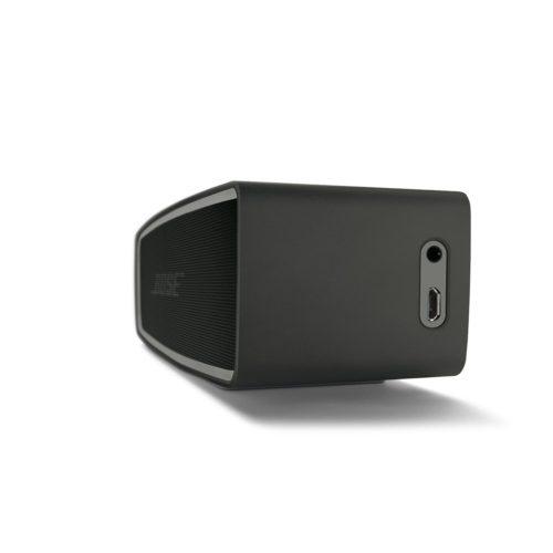 Bose SoundLink Mini Test Bluetooth Lautsprecher Audiobox