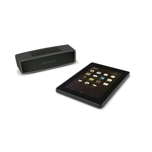 Bose SoundLink Mini Testbericht Bluetooth wireless Lautsprecher