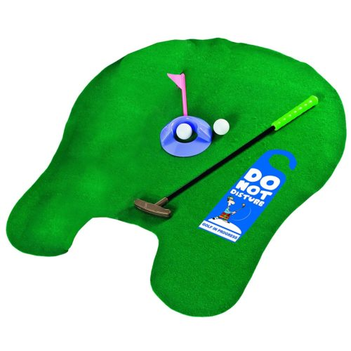 Longridge Potty Putter WC Golf Set Test