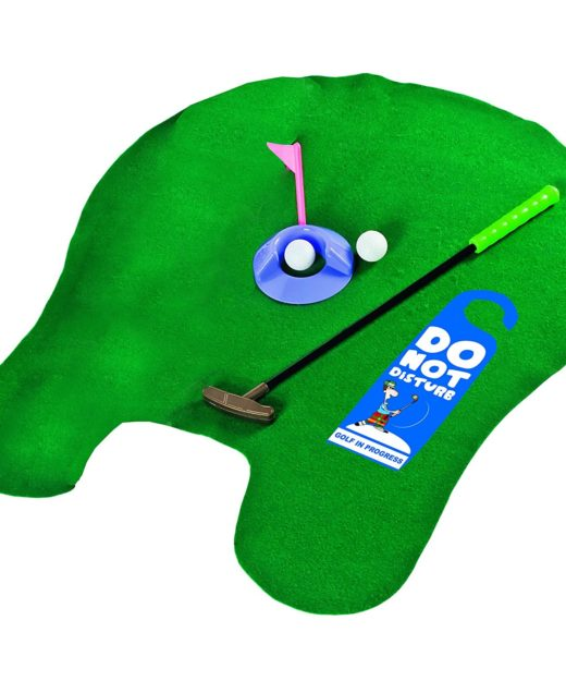 Longridge Potty Putter WC Golf Set Test