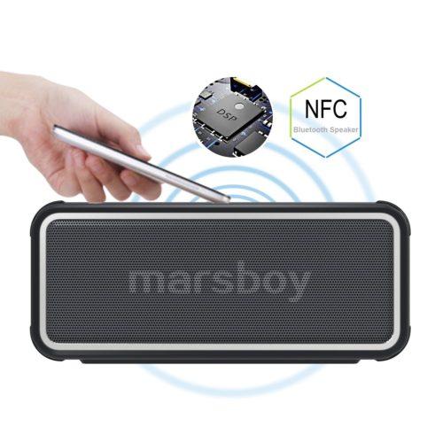 Marsboy Bluetooth Lautsprecher Test Audiobox