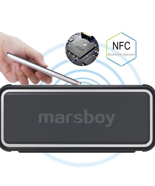 Marsboy Bluetooth Lautsprecher Test Audiobox