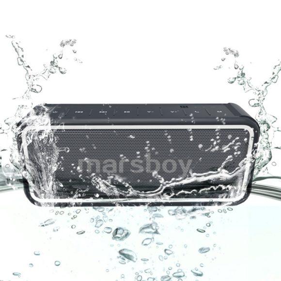 Marsboy Bluetooth Lautsprecher Vergleich kabellose Box