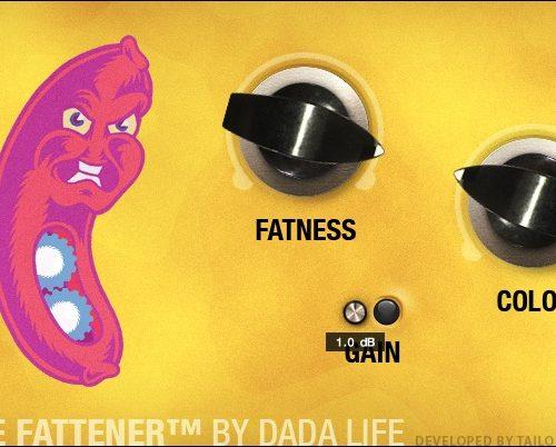 Dada Life Sausage Fattener Test Compression Plugin