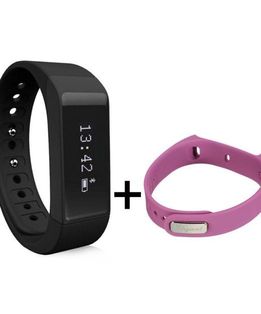 Elegiant I5 Plus Fitness Tracker Test Fitness-Armband
