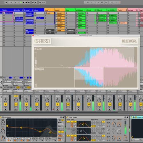 Klevgränd Esspresso Test De-Esser Audio Plugin