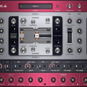 Image-Line Sakura Test digitaler Synthesizer
