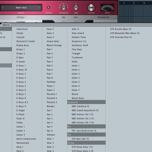 Image-Line Sakura Test Synthesizer Plugin