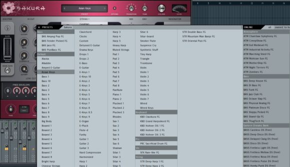 Image-Line Sakura Test Synthesizer Plugin