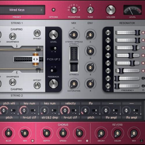 Image-Line Sakura Test asiatisches Synthesizer Plugin