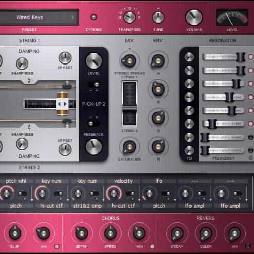 Image-Line Sakura Test asiatisches Synthesizer Plugin