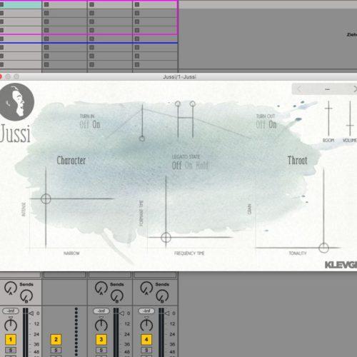Klevgränd Jussi Test Klevgrand Audio-Plugin digitaler Synthesizer