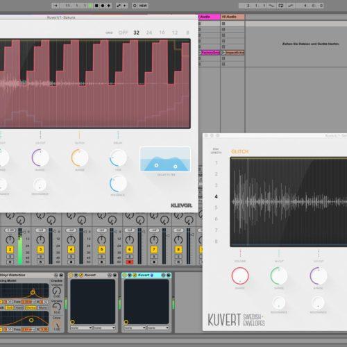 Klevgränd Kuvert Test Multieffekt Audio Plugin