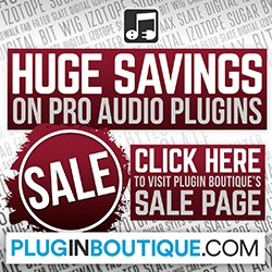 Audio-Plugins auf Pluginboutique.com