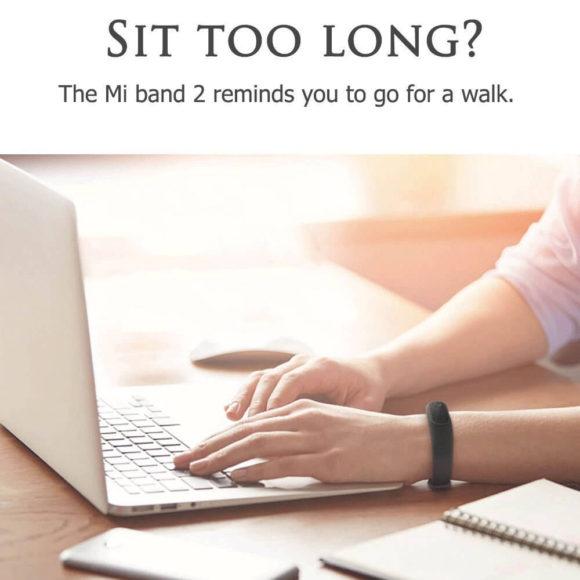 Xiaomi Mi Fitness Armband Test